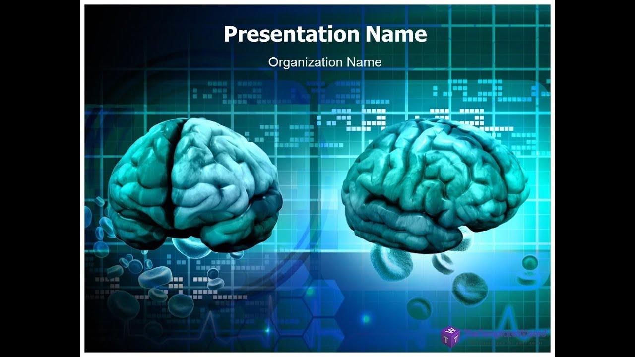 Ecg and brain powerpoint presentation template thetemplatewizard ecg and brain powerpoint presentation template thetemplatewizard youtube toneelgroepblik Choice Image