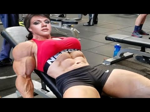 FEMALE BODYBUILDING, | IVIE RHEIN, IFBB MUSCLE, – GYM WORKOUT,