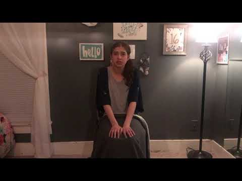 Kristin Chenoweth Broadway Bootcamp Dramatic Monologue - Alexis Johnson