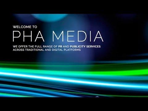 Top PR Agency, PHA Media