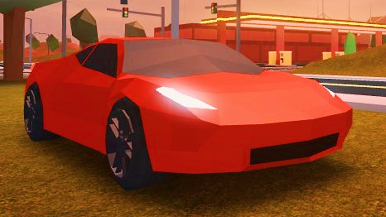 Ferrari Added In New Jailbreak Update New Cars Ferrari And Mustang Roblox Jailbreak Youtube