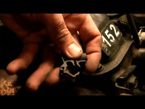 How to replace rocker cover gaskets, Dodge Ram