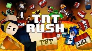 Roblox TNT Rush - Parte 1 - Comentario