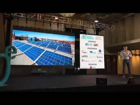CTO of WePower on Energy Grid, transition & Blockchain in energy market | d10e conference