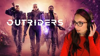 Outriders Gameplay - New IP from Square Enix First Look!
