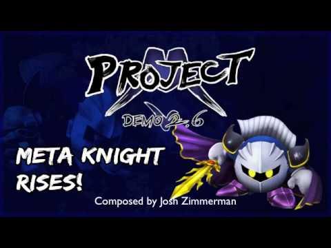 Meta Knight Rises - Full Project M Version