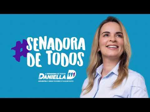 Resultado de imagem para senadora daniella ribeiro