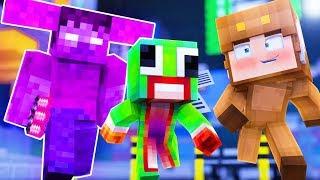 Minecraft Daycare - UNSPEAKABLEGAMING JOINS! (Minecraft Kids Roleplay)