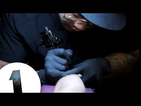 Justin Bieber's Tattoo Artist | A List Ink | New York