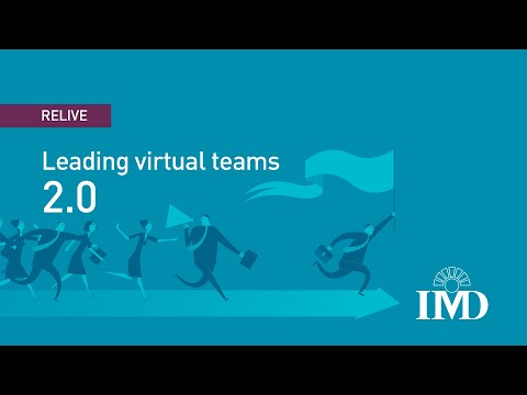 Leading virtual teams 2.0