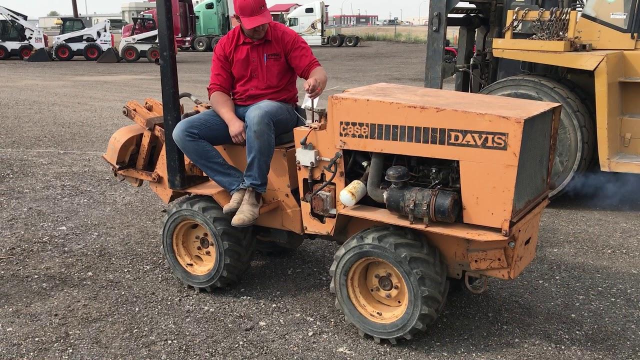 Case vibratory plow