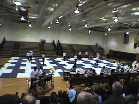 2007 TIA Chapter Championships - Highland Regional High School Indoor Percussion Ensemble