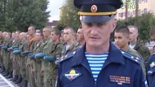 В портовом городе-герое Новороссийске началось строительство храма на территории воинской части