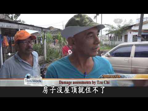 20160611【Charity】Helping Disaster Victims In Kangkar Tebrau