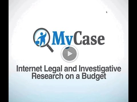 [Webinar] Legal and Investigative Research on a Budget