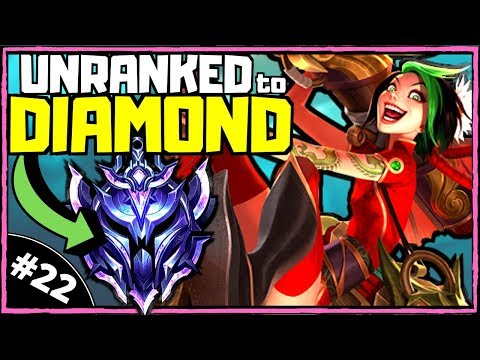PERFECT Jinx Game | Unranked To Diamond ADC [Ep. 22] | League Of Legends (Season 10)