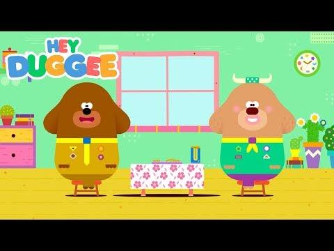 The Making Friends Badge - Hey Duggee Series 2 - Hey Duggee