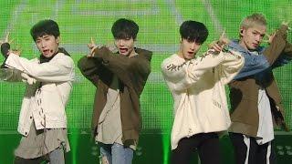 Download Video 《Comeback Special》 UP10TION (업텐션) - White Night (하얗게 불태웠어) @인기가요 Inkigayo 20161120 MP3 3GP MP4
