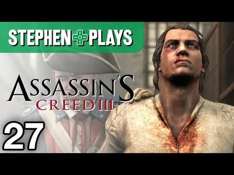 Assassin's Creed III #27 • To The Gallows
