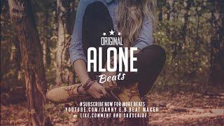 """Alone"" - Inspiring Sad Piano x Drums Beat Rap/Hip Hop Instrumental"
