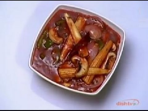 Vegetables In Hot Garlic Sauce - Nikhil Rastogi - Rasm-e-Rasoi