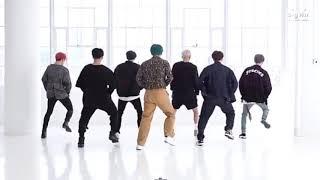 BTS Boy With Luv Dance Without Music ( رقص بدون موسيقى لأول مره)