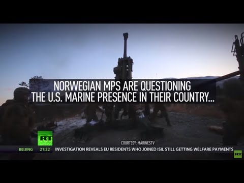 'More sinister than training?' Norwegian MPs start to doubt US Marine presence to defend from Russia
