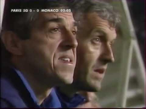 PSG - Monaco D1 1998/1999
