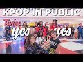 [KPOP IN PUBLIC CHALLENGE] 트와이스(TWICE) - YES or YES Dance Cover by Tricky Wickey from Indonesia