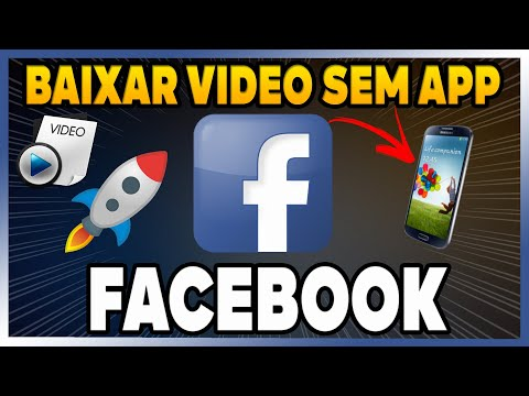 COMO BAIXAR VIDEOS DO FACEBOOK NO ANDROID SEM APLICATIVO