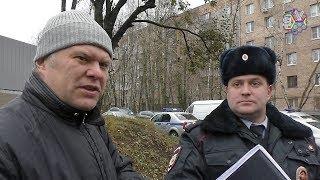 В погонах, но заодно с мошенниками: Кравченко 16