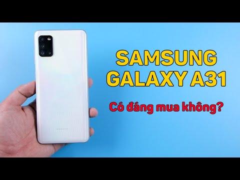 Samsung Galaxy A31 có đáng mua trong tầm giá 6.5 triệu đồng hay không???