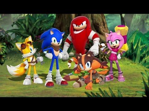 Sonic Boom Fire & Ice Full Movie (HD)