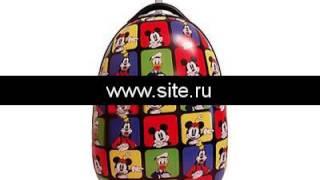 пластиковый детский чемодан на колесах Heys Disney Roller Mickey(, 2013-09-29T00:49:54.000Z)