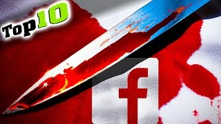 10 Unglaubliche VERBRECHEN 😬 Facebook Stalker