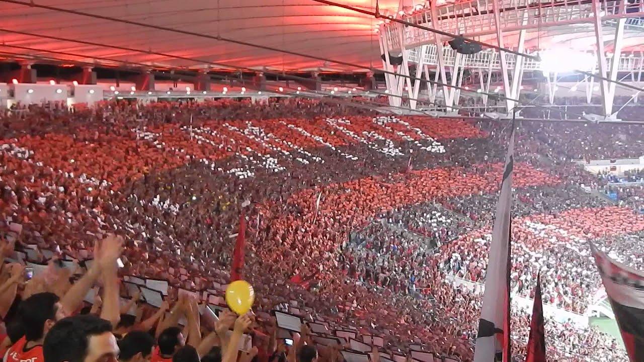 conte comigo mengão Flamengo Campeão da Copa do Brasil Maracanã Torcida 3d0236797f4db