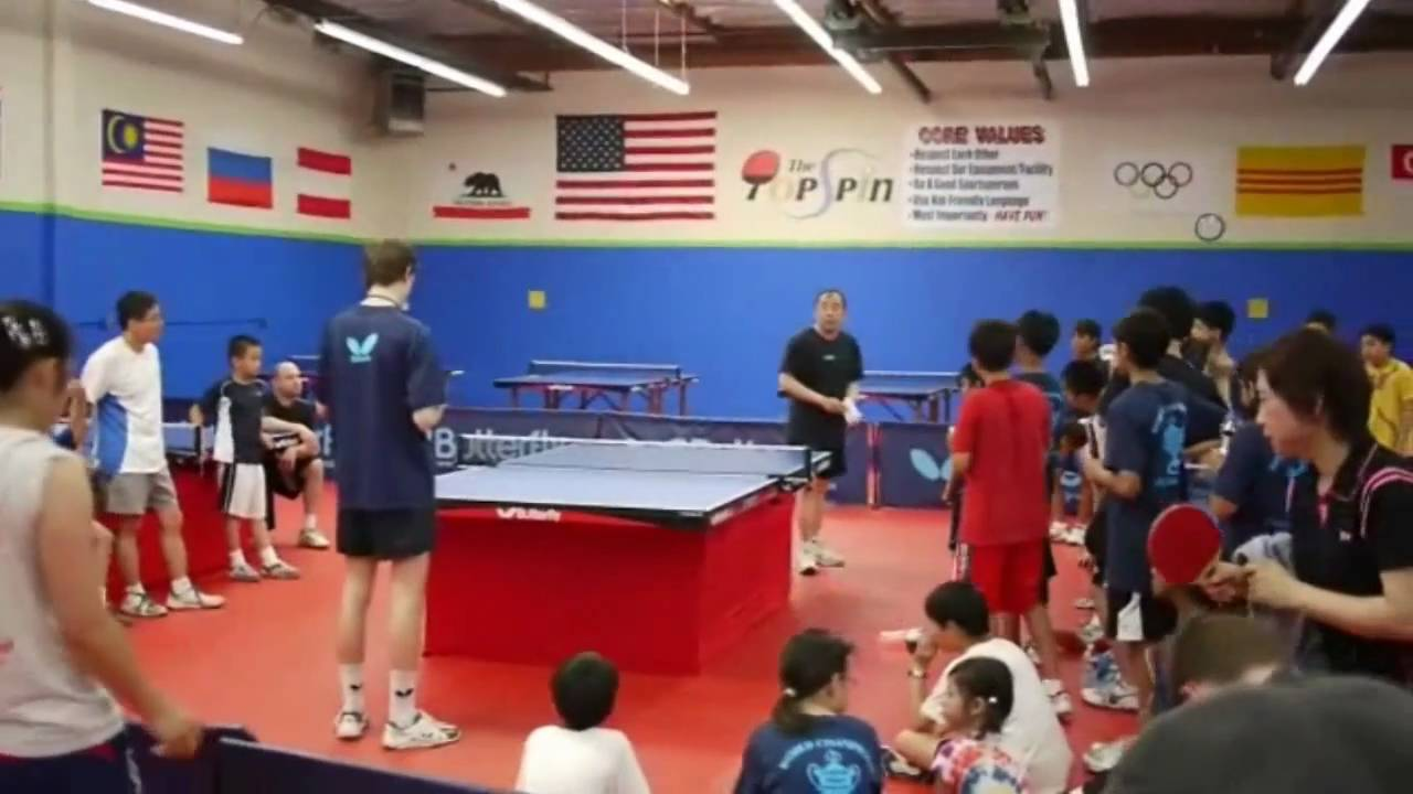 World Champions Table Tennis Academy Academy