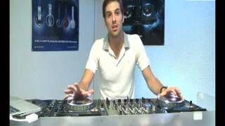 DJ-MUSIC-ART / Tuto n°1 (le shirp, phase de scratch)