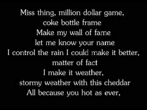 Flo Rida Feat. Ne-Yo - Be on you * LYRICS...