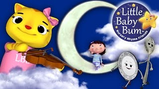 Hey Diddle Diddle | Nursery Rhymes | By LittleBabyBum! thumbnail