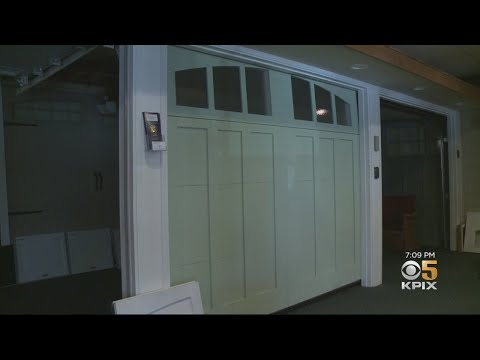 Garage Door Backup Battery Required By New California Law
