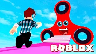 Roblox - FUJA DO HAND SPINNER !!