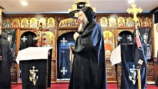 HG Bishop Youssef: Evening Pascha~Eve of Thursday:1st, 3rd, 6th, 9th Hrs @ SMSM Abbey, TX~04/15/2020