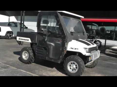 391191 used 2007 polaris ranger xp side by side for sale youtube. Black Bedroom Furniture Sets. Home Design Ideas