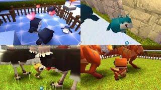COMO DOMAR, DOMESTICAR E ACASALAR TODOS OS ANIMAIS - Mini World: Block Art | EP35