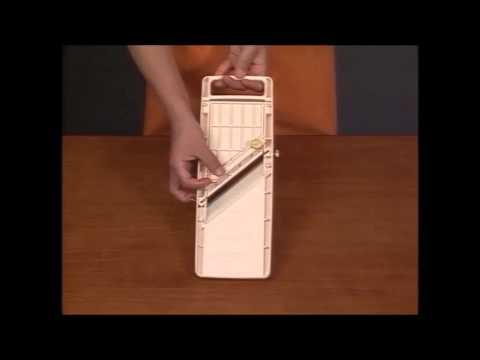 Benriner Wide Body Japanese Mandoline Slicer