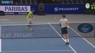 Ferrer Quick Reactions Paris 2015 Hot Shot