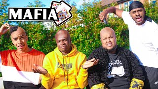 SAVAGE MAFIA GAME Ft. Michael Dapaah (SHAVE HEAD FORFEIT)