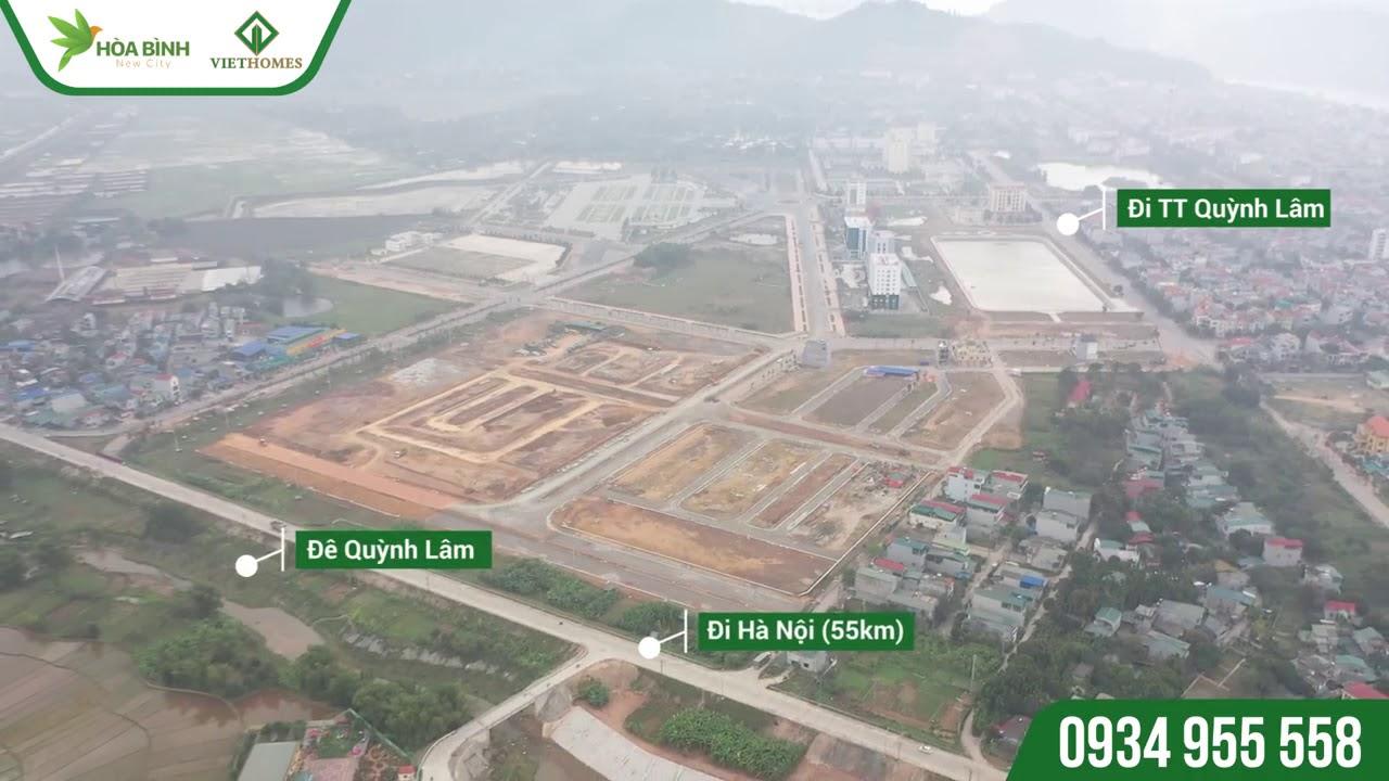 Dự án Hòa Bình New City Đất Nền Shophouse Biệt Thự Full HD 2020 TVC Giới Thiệu Đầu Tư