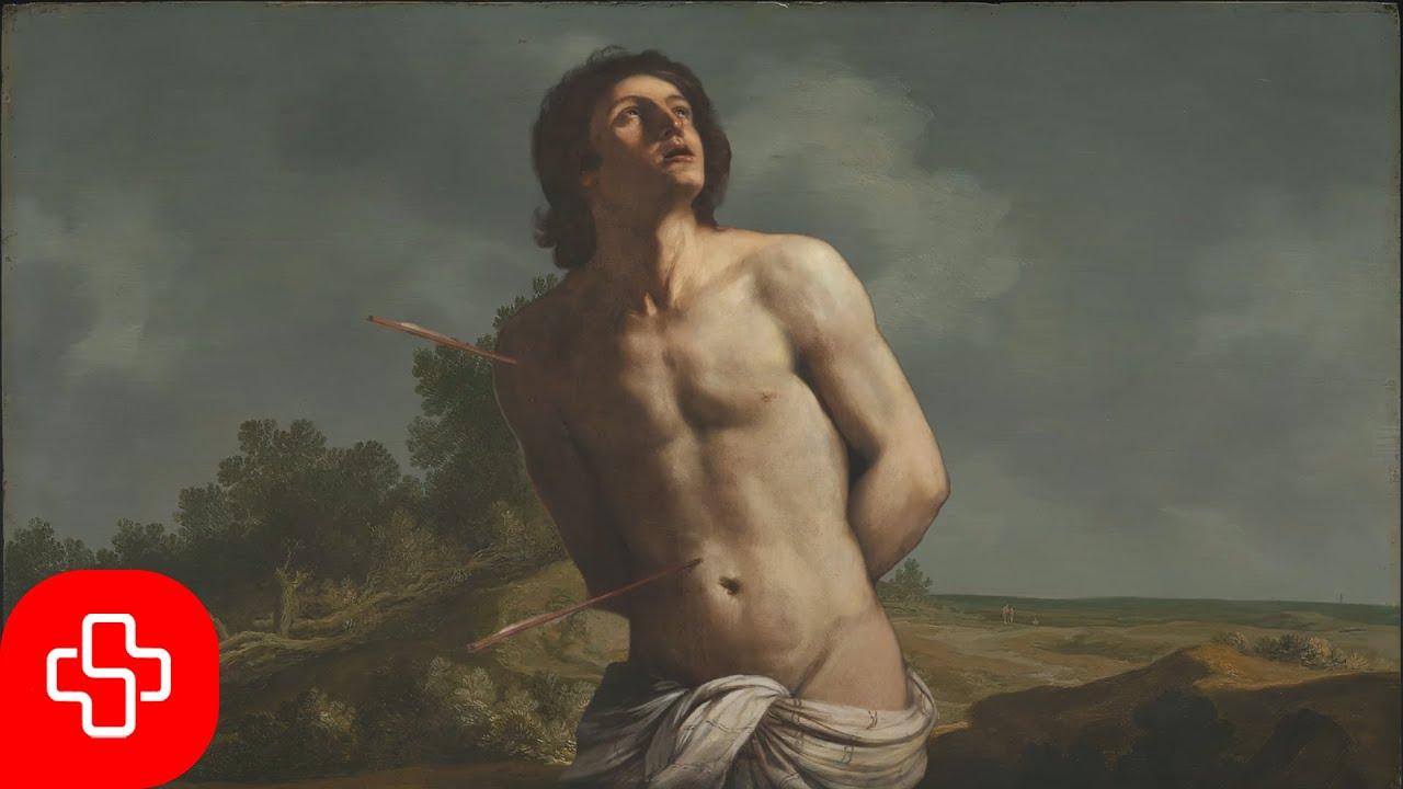 Isorhythmic Motets: O sancte Sebastiane - O Martyr Sebastian (Lyric video)